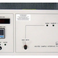 Heated Sample Interface PreFilter VE112